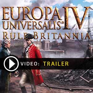 Buy Europa Universalis 4 Rule Britannia CD Key Compare Prices