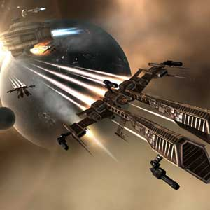Eve Online Galaxy