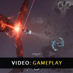 Eve Online Gameplay Video