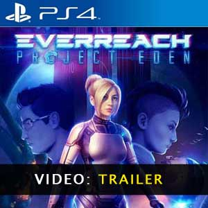 Everreach Project Eden PS4 Prices Digital or Box Edition