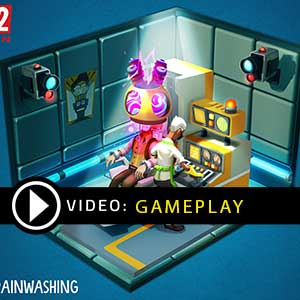 Evil Genius 2 World Domination Gameplay Video