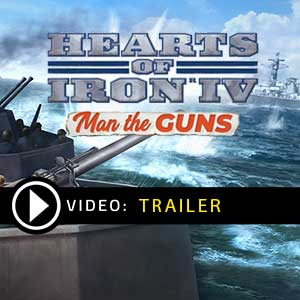 Hearts of Iron 4 Man the Guns