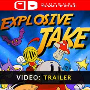 Explosive Jake Nintendo Switch Prices Digital or Box Edition