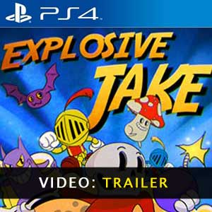 Explosive Jake PS4 Prices Digital or Box Edition