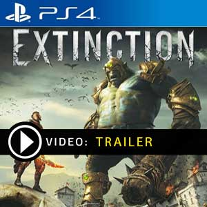 Extinction PS4 Prices Digital or Box Edition