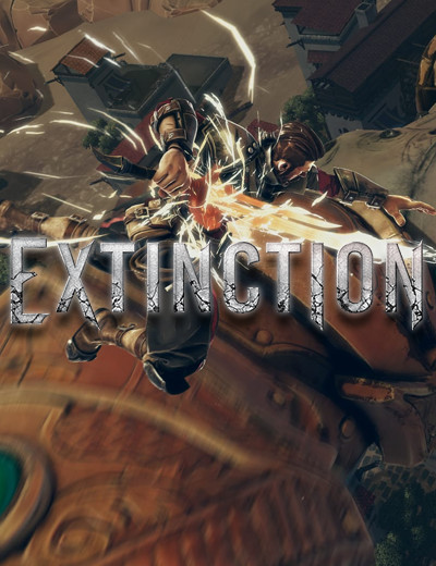 Extinction Trailer Details Story and Game Features