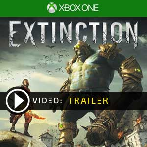 Extinction Xbox One Prices Digital or Box Edition