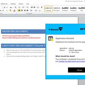F-Secure AntiVirus - Internet Security
