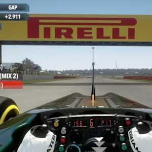 F1 2012 Driver