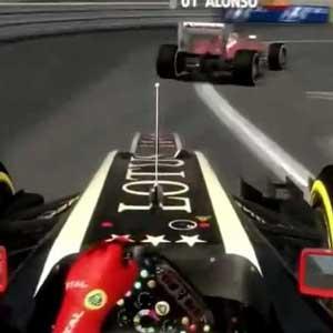F1 2012 Gameplay