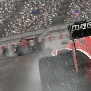 F1 2013 Climate