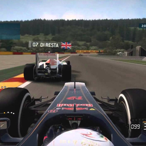 F1 2015 Xbox One First person view