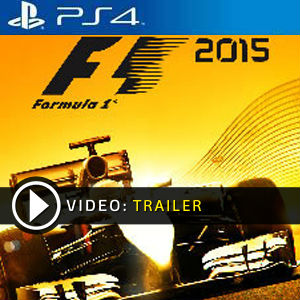 F1 2015 PS4 Prices Digital or Physical Edition