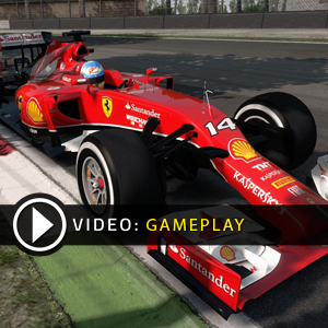 F1 2015 Gameplay Video