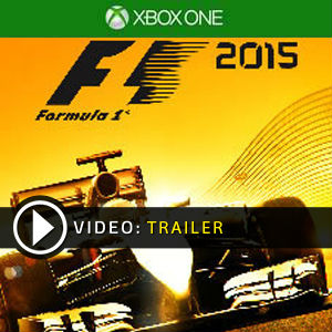 F1 2015 Xbox One Prices Digital or Physical Edition