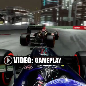 F1 2017 Gameplay Video