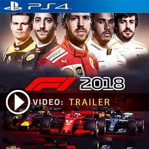 F1 2018 PS4 Prices Digital or Box Edition