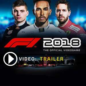 Buy F1 2018 CD Key Compare Prices