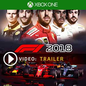 F1 2018 Xbox One Prices Digital or Box Edition