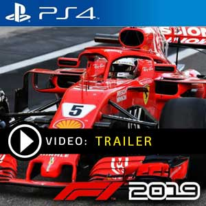 F1 2019 PS4 Prices Digital or Box Edition