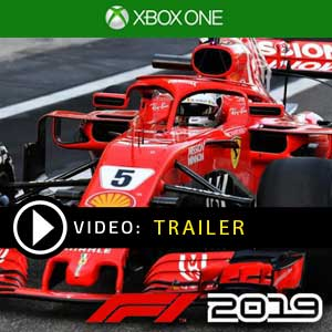 F1 2019 Xbox One Prices Digital or Box Edition