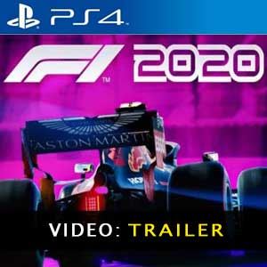 F1 2020 PS4 Prices Digital or Box Edition