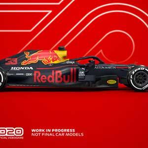 F1 2020 Redbull