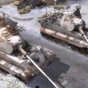 Faces of War Tanks