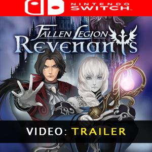 Fallen Legion Revenants Trailer Video