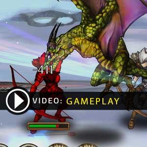 Fallen Legion Gameplay Video