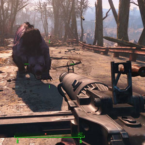 Fallout 4 PS4 - View