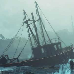Fallout 4 Far Harbor Mysterious island