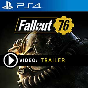 Fallout 76 PS4 Prices Digital or Box Edition