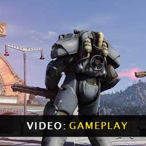 Fallout 76 Tricentennial Gameplay Video