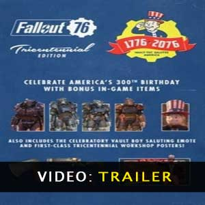 Buy Fallout 76 Tricentennial CD Key Compare Prices
