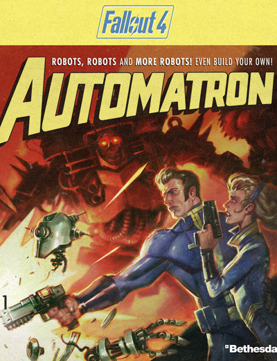 Fallout 4 Automatron Add-On is Finally Here!
