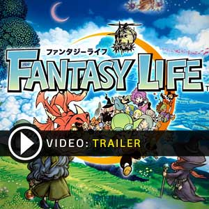 Buy Fantasy Life Nintendo 3DS CD Key Compare Prices