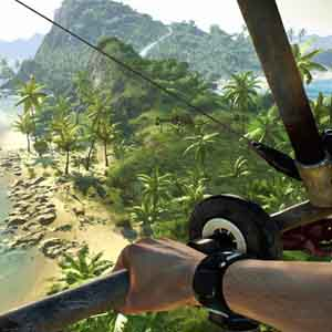 FAR CRY 3 Riding the Glider
