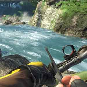 FAR CRY 3 Weapon: Auto Crossbow