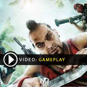 Far Cry 3 Gameplay Video