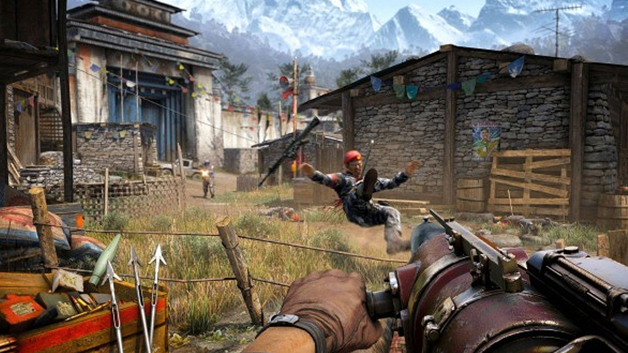 Buy Far Cry 4 Ps4 Game Code Compare Prices