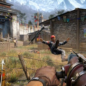 Far Cry 4 Xbox One Screenshot - Battle