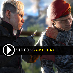 Far Cry 4 PS4 Gameplay Video