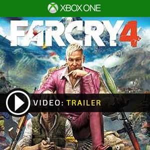Far Cry 4 Xbox One Prices Digital or Physical Edition