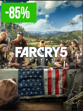 Far Cry 5 CD Key Compare Prices