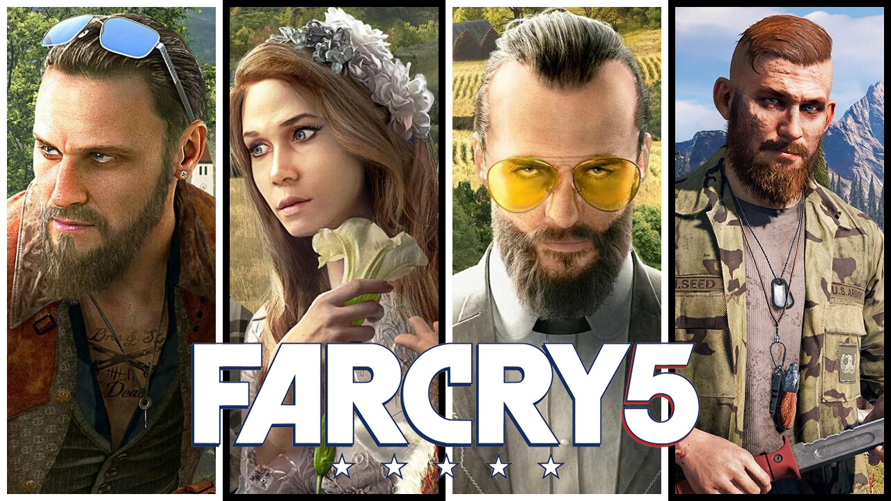 Far Cry 5 Introduces The Seed Siblings In New Set Of Trailers