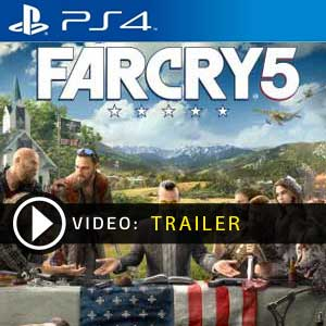 Far Cry 5 PS4 Prices Digital or Box Edition