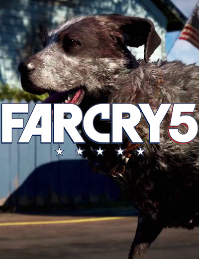 Far Cry 5's 'Boomer' may just be the Game's Best Gun for Hire