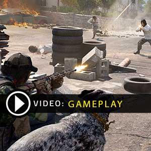 Far Cry 5 Gameplay Video