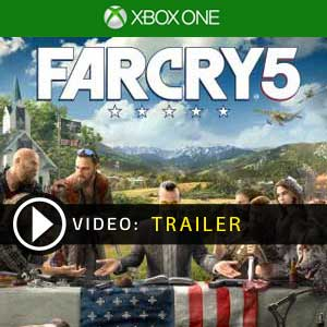 Far Cry 5 Xbox One Prices Digital or Box Edition